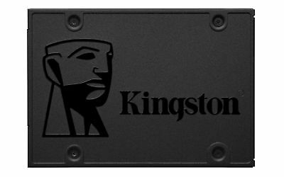 "Kingston 120GB 240GB 480GB A400 SATA3 6,4cm 2.5"" Solid State Drive SSD for PC"