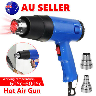 220V 1800W Electric Heat Gun Temperature Hot Air Heating Tool Kit