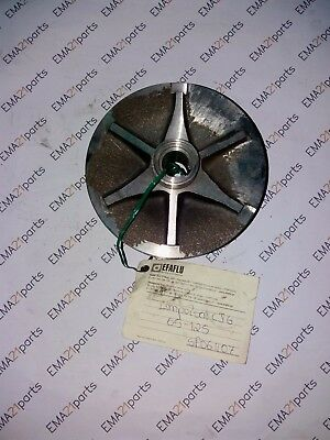 CJG Pump Impeller 65-125mm - for Normalized Pump - Free DHL Express Shipping