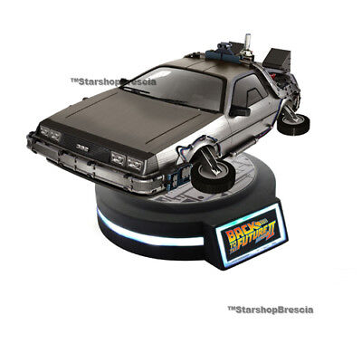 Back to the Future Part II - DeLorean 1/20 Magnetic Floating Kids Logic