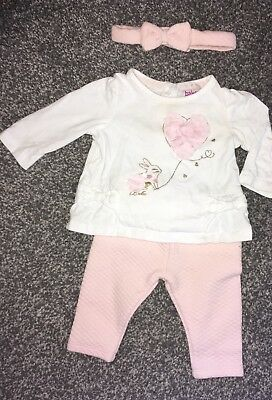 Baby Girls Ted Baker Set 0-3 Months