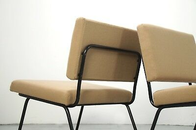 a pair of Knoll International No. 31 lounge chairs, design Florene Knoll 1954