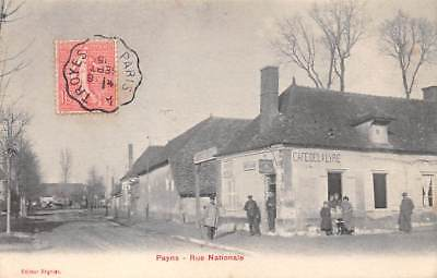 10 . n°48658 . payns . rue nationale