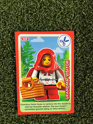 No 92 LEGO Sainsburys Create The World Incredible Inventions cards 092 all set
