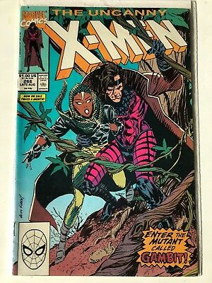 X-Men #266 Vol.1 Marvel Comics 1st Gambit