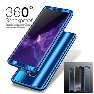 For Samsung Galaxy Note 9 360°Shockproof Full Body Hybrid Hard Case Cover