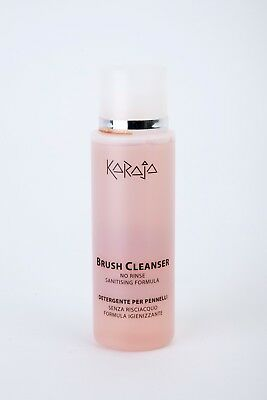Karaja Brush Cleanser 125ml, brush cleaner, makeup cleanser