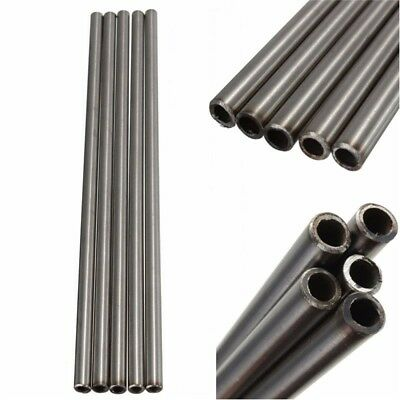 1PC OD 8mm x 6mm ID 304 Stainless Steel Capillary Tube Length 250mm Resist High