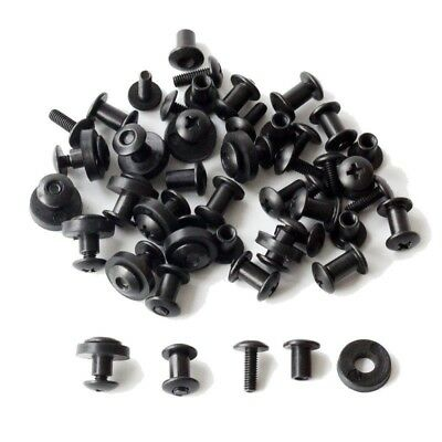 24pcs Tek lok screw set Chicago Screw comes with washer for DIY Kydex Sheath Han