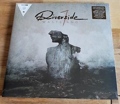 Riverside - Wasteland / 2LP, CD, limited 100 clear