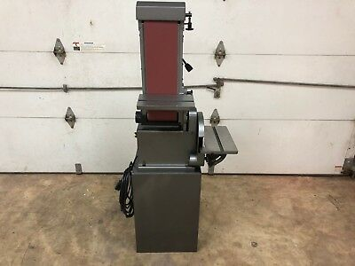 "Jet Combination Sander 6"" x 48"" Belt 10"" Disc 1 HP 115/230v J-4210K"