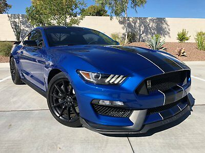 2017 Ford Mustang Shelby GT 350 2017 Shelby GT350 - 1,500 Miles