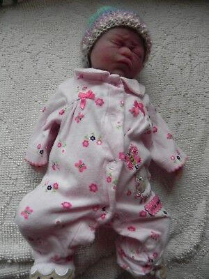 Preemie Silicone Drink And Wet Reborn Doll 43100 Picclick