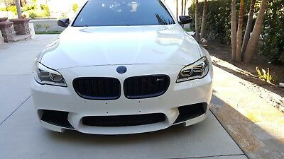 2014 BMW M5  2014 BMW M5 For SALE - White (Executive Package)
