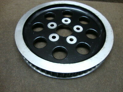 94 Harley Xl1200 Xl 1200 Sportster Belt Sprocket Pulley #x2