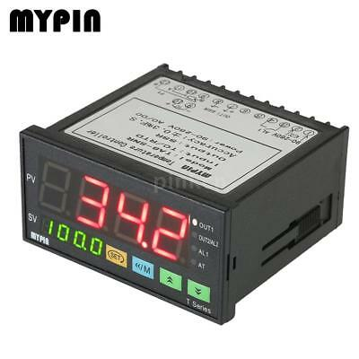 TA8-SNR Temperature Controller LED Digital Thermostat PID Heat Cool Control H6R5