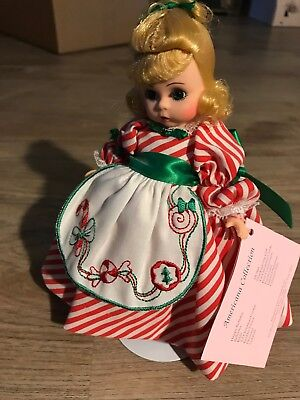"""Madame Alexander Doll  """"Lil Christmas Candy"""" 100348"""