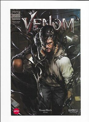 Marvel Limited Edition AMC Exclusive Movie Venom #1 One Shot Comic 2018 NM!