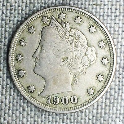USA Nickel, 1900 - 0551