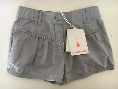 Country Road Shorts Size 0 Brand New