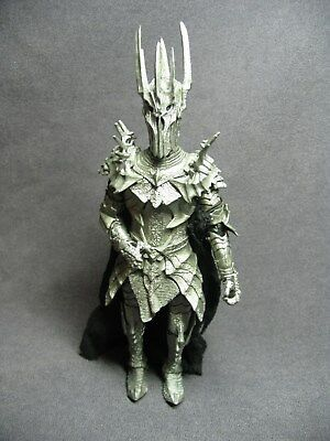 Sauron 2002 The Lord of the Rings Fellowship Electronic ToyBiz Action Figure