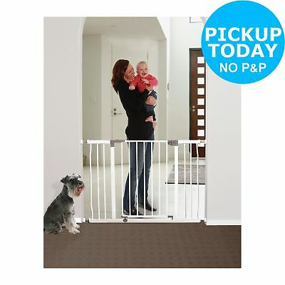 Dreambaby Liberty Xtra Wide Hallway Safety Gate Fits 99cm-108cm