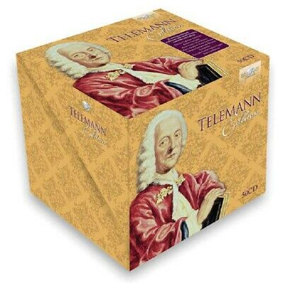 Telemann Edition - Brilliant 1095150BRC - (AudioCDs / Sonstiges)