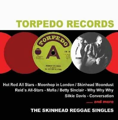 Various – The Skinhead Reggae Singles (TORPEDO RECORDS) (HALLOWEEN SALE 2018)