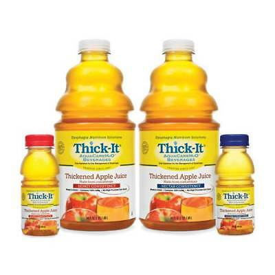 KENT 1 EA B455 Thick-It AquaCare H2O Thickened Apple Juice Nectar 8 oz. CHOP