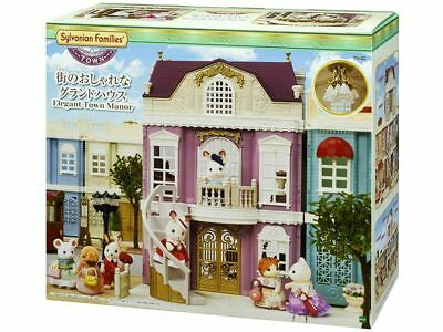 Sylvanian Families ELEGANT TOWN MANOR TH-02 Town Series Calico Critters