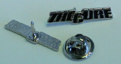 The Cure Pin Black (Mba 578)