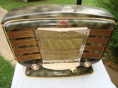1952 Excelsior Snr 52 Beautiful French Radio For Sale