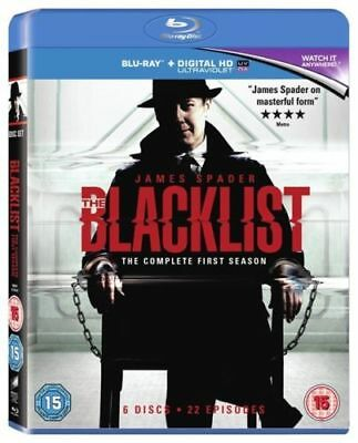 The Blacklist: The Complete First Season (with UltraViolet Copy) [Blu-ray]