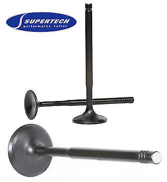 SUPERTECH PERFORMANCE EXHAUST VALVES HONDA EP3 DC5 K20 31mm +1mm SET(8) S2000