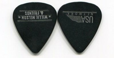 WILLIE NELSON  2003 USA Network promo Guitar Pick!!!
