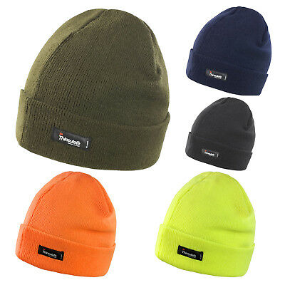 a615fcecb39 Result Lightweight Windproof Thinsulate Knit Hat Beanie Winter Warm Snow  Rc133