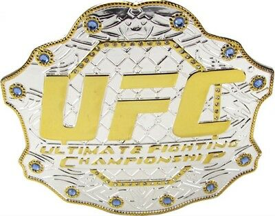 UFC Belt Buckle MMA FIGHT NIGHT BOXING LONDON CAGE