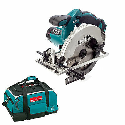 Makita 18V Lxt Dss611 Dss611Z Dss611Rfe Circular Saw And 4 Piece Bag