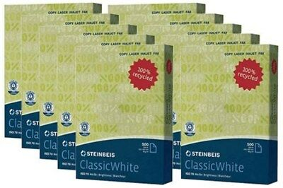 2 3 4 5 10 15 20 Boxes A4 Off White Printer Reams Paper 80gsm