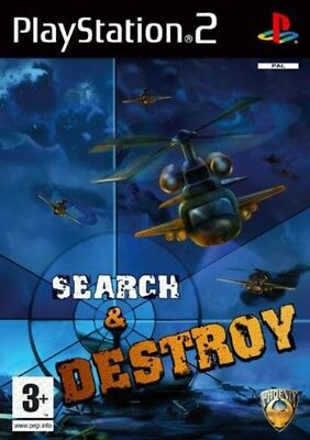 Search & Destroy - Italiano - PlayStation2 PS2
