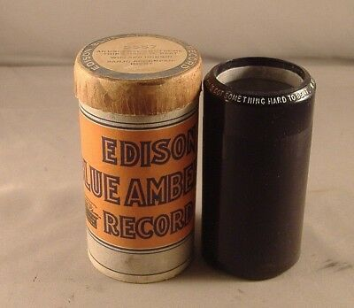 """AN UGLY GAL'S GOT SOMETHING HARD TO BEAT"" Edison Blue Amberol Record #5557"