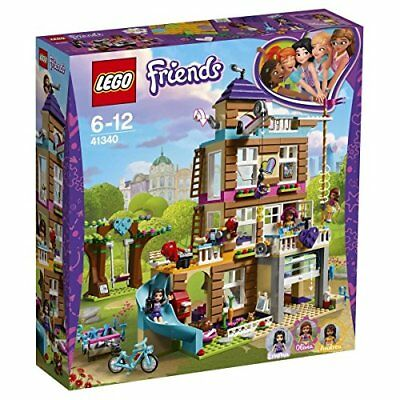 Lego Friends - La Casa Dell'Amicizia  41340