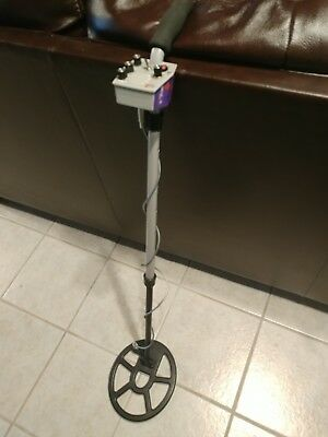 Tesoro Vaquero Metal Detector Tested Works Great