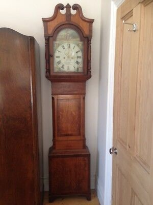 Grandfather Clock - Long Case Clock by Furtwangler