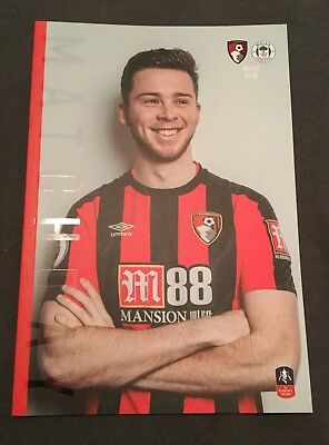 AFC Bournemouth v Wigan Athletic The Emirates FACup 3rd 6/01/2018.