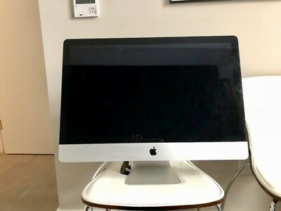 "Apple iMac 27"" Desktop - MC813B/A 2.7 QC, 2X2GB, 1TB, 6770M (July 2012)"
