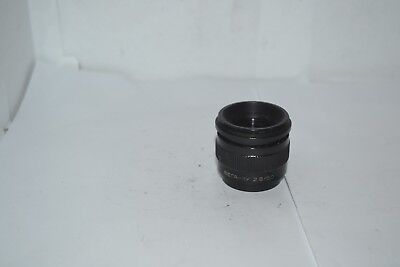 The Vega-11U lens mount is m = 39 2.8 / 50 for the photo intensifier.