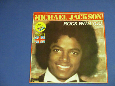 Si : Michael Jackson  ,  Rock With You  ,  D - 1979 ,