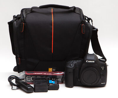 Canon EOS 5D Mark III 22.3 MP Digital SLR - Excellent - Low Shutter (USA Model)