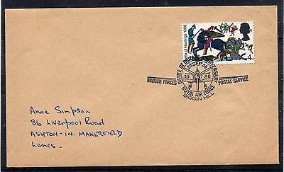 GB = 1969 `BATTLE OF BRITAIN ANNIVERSARY / RAF BIGGIN HILL` Event cover (a)
